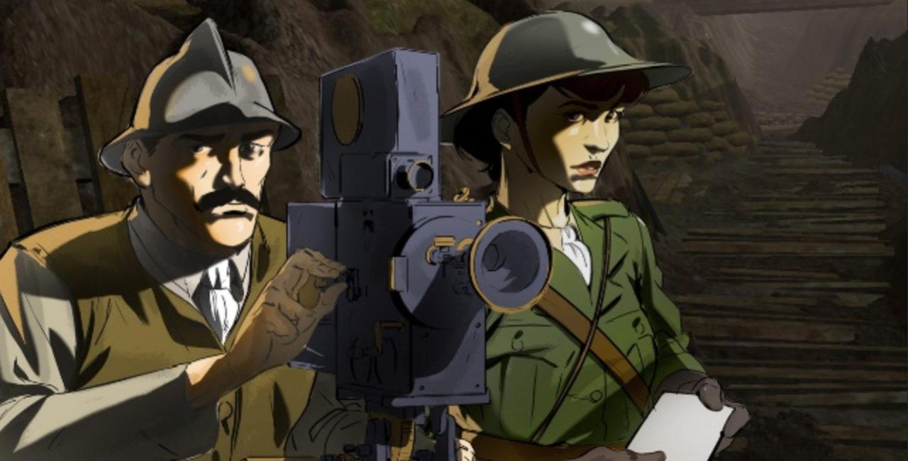 Bannière Apocalypse 10 destins VR, une immersion sensorielle, interactive et éducative sur les traces des premiers Soldats de l'image