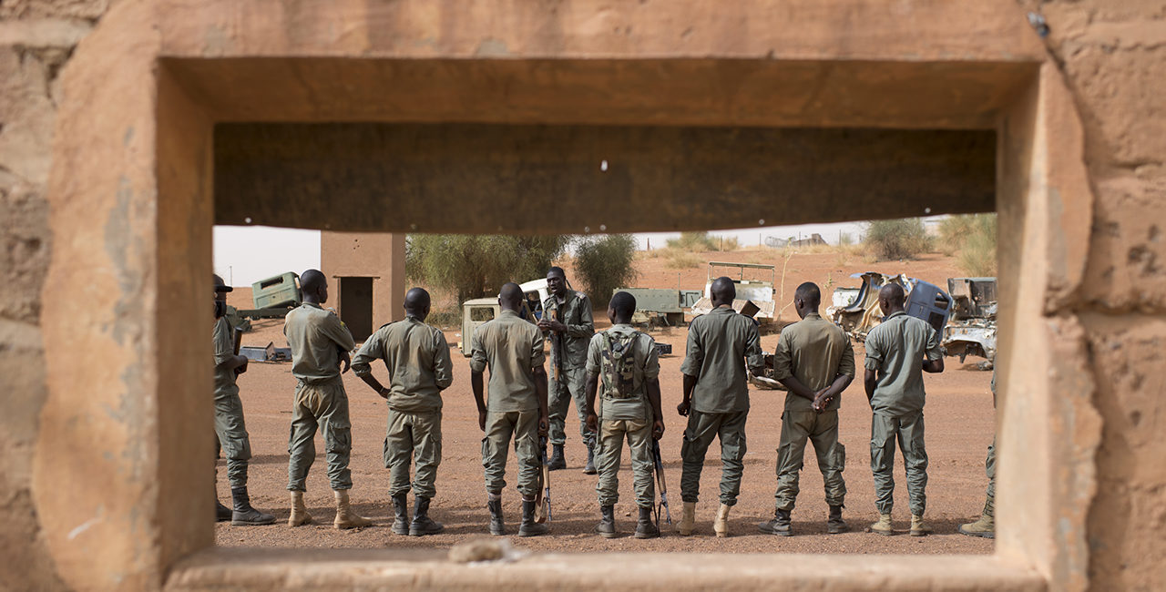 Bannière # 29 – Opération Barkhane : partenariat militaire opérationnel
