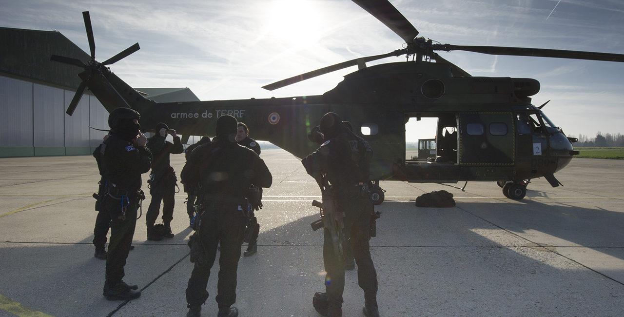Bannière # 07 – ALAT – Aviation légère de l'armée de terre