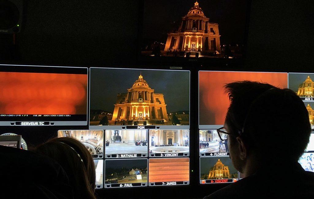 Bannière L'ECPAD, des captations audiovisuelles en ultra haute définition