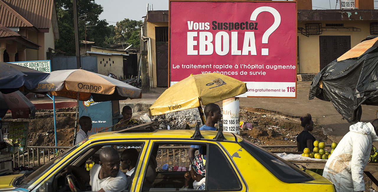 Bannière # 03 – Ebola : soigner les soignants