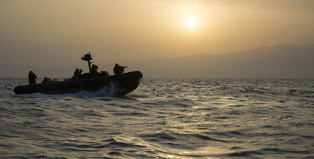 Bannière # 13 – Le Commando Ponchardier à Djibouti