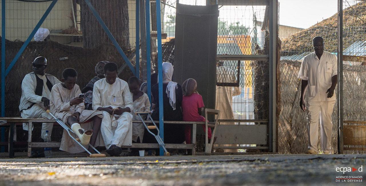 Bannière # 19 – Le Pôle Santé Unique à N'Djamena (Tchad)