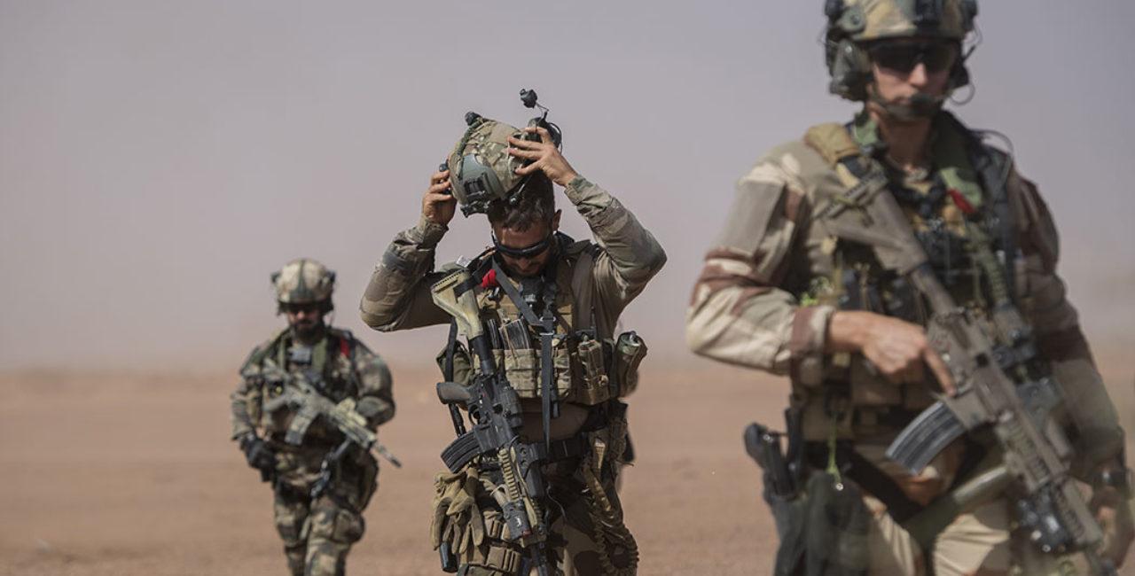 Bannière # 33 – Le Groupement de Commandos de Montagne au Mali