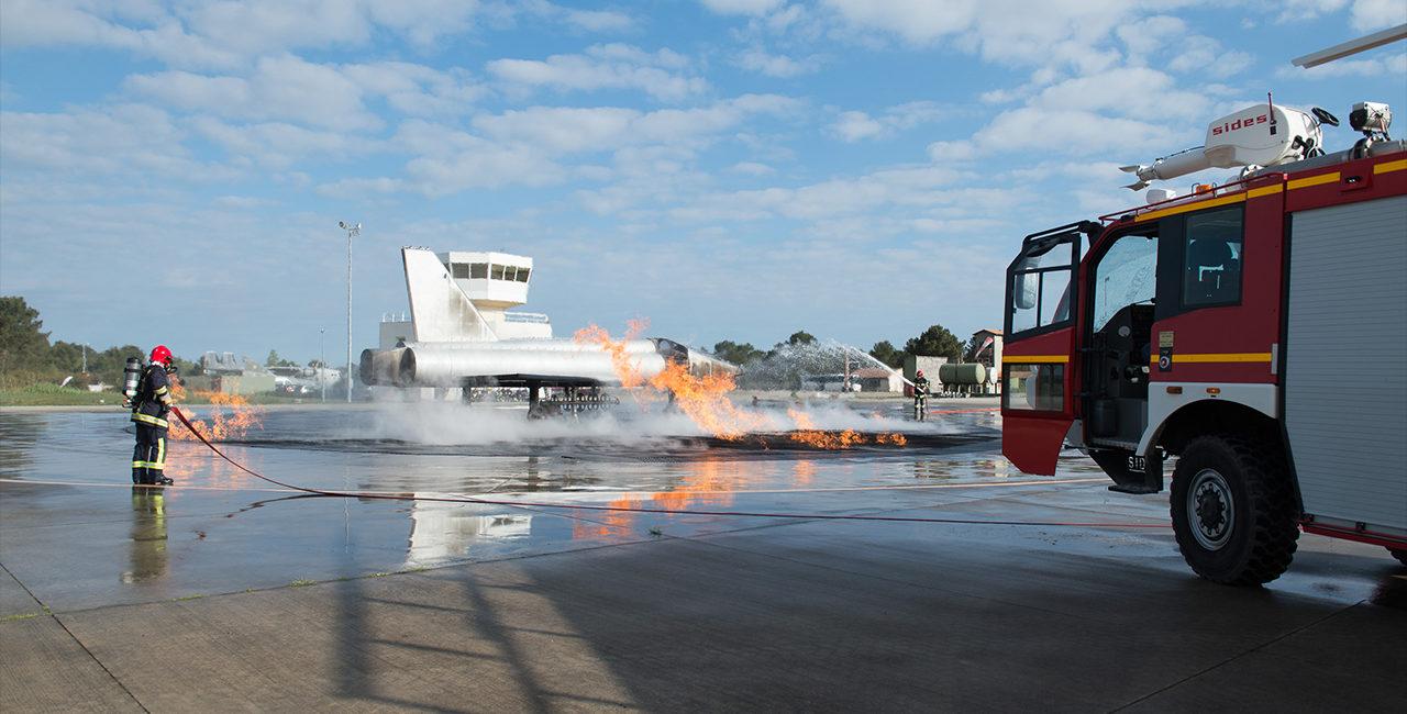 Bannière # 05 – Formation des pompiers de l'air