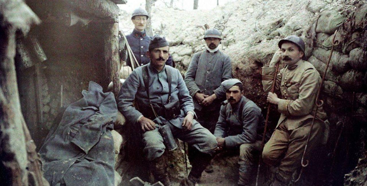 Bannière Apocalypse Verdun