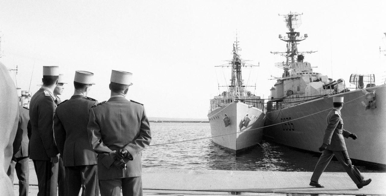 Bannière Exposition «Raymond Depardon: 1962-1963, photographe militaire», à Toulon