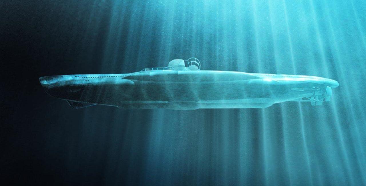 Bannière U455, le sous-marin disparu