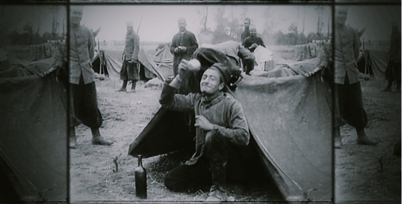 Bannière Au menu de la grande guerre. L'alimentation au coeur du conflit