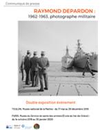 Bannière Raymond DEPARDON : 1962 – 1963, photographe militaire
