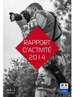 Bannière Rapport activités 2014