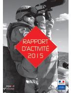 Bannière Rapport activités 2015