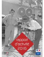 Bannière Rapport activités 2016