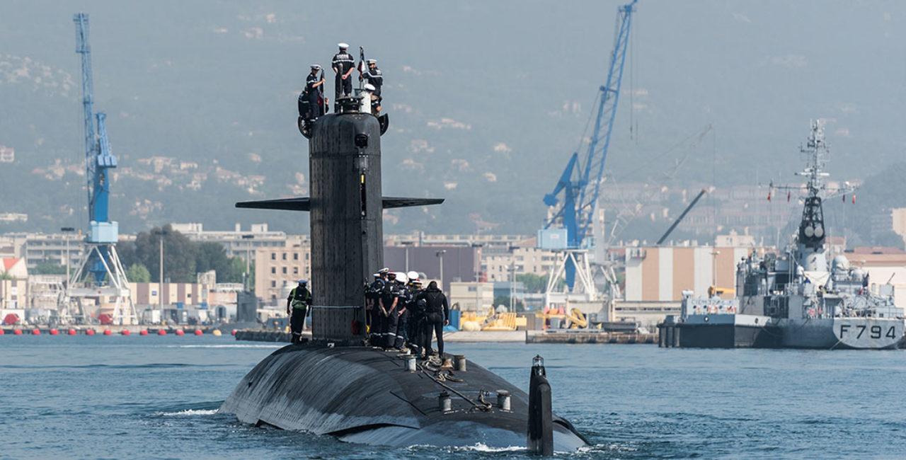 Bannière L'épopée des sous-marins français