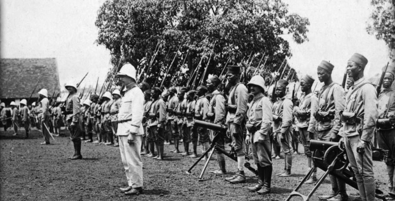 Bannière La Grande Guerre des nations