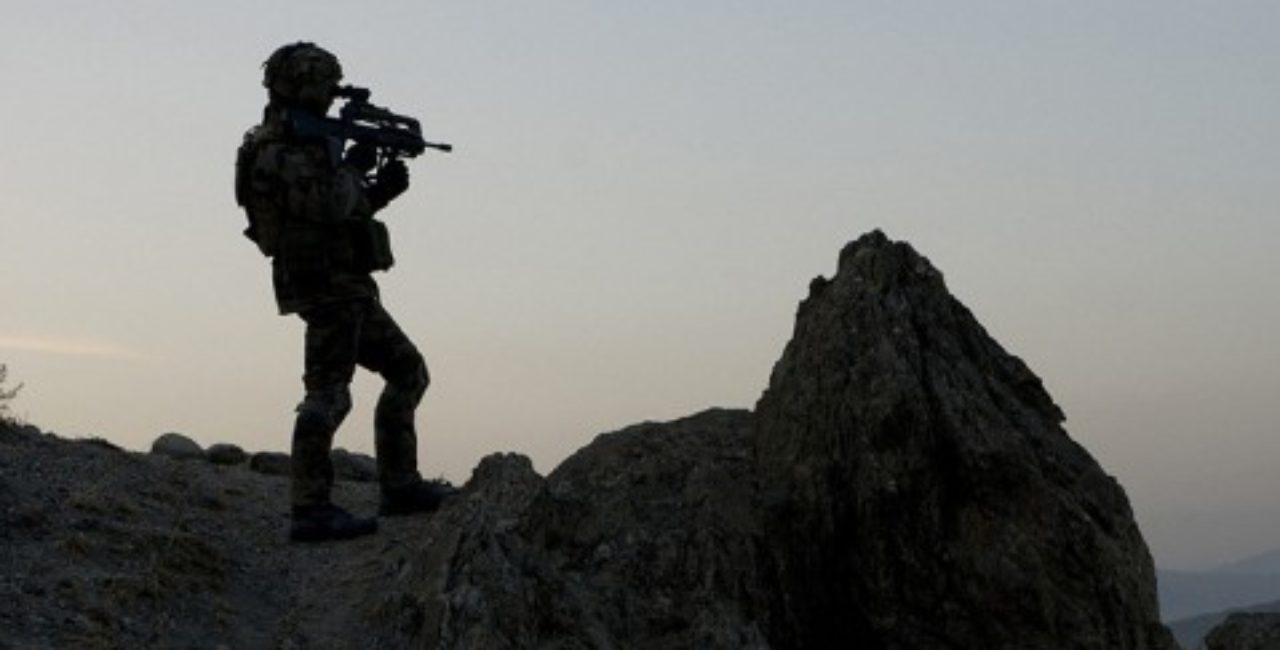 Bannière Le soldat et la mort