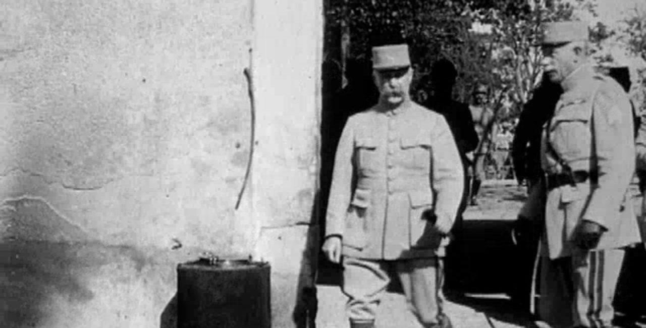 Bannière Philippe Pétain