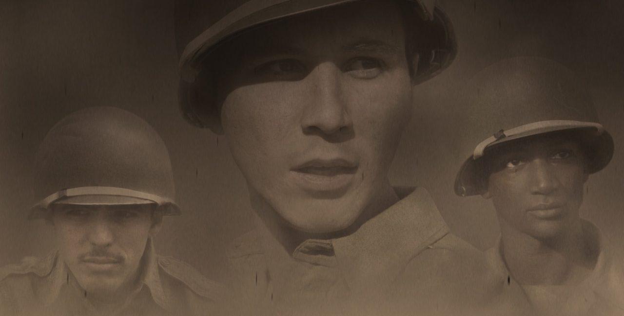 Bannière Au soldat inconnu, le débarquement de Provence
