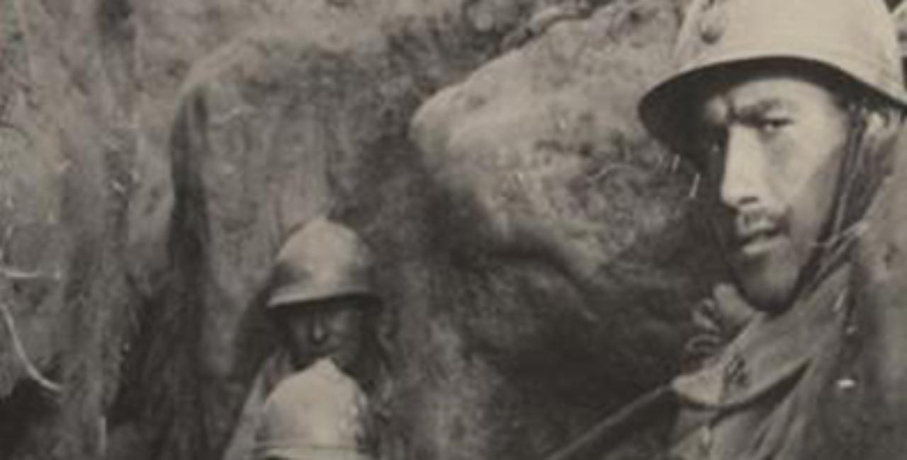 Bannière Verdun, ils ne passeront pas