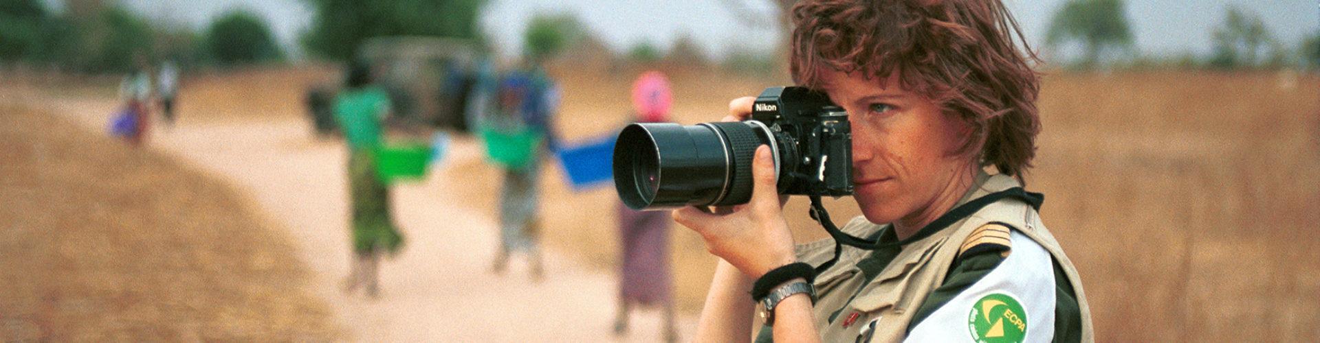 Bannière Le cinéma et la photo des armées