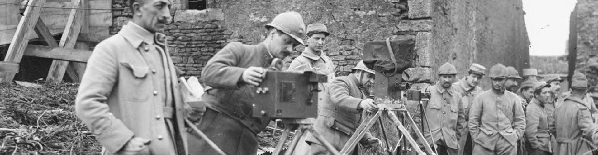 Bannière Images de guerre, guerre en images
