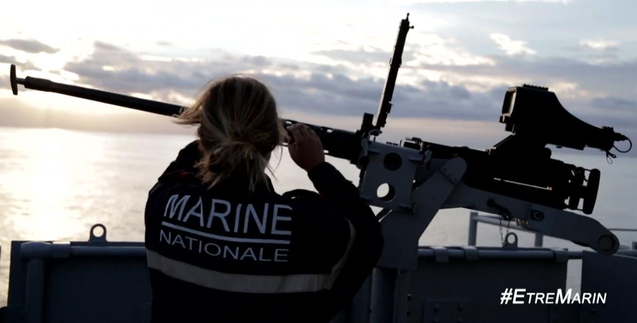 Bannière Jeanne, mécanicien d'armes