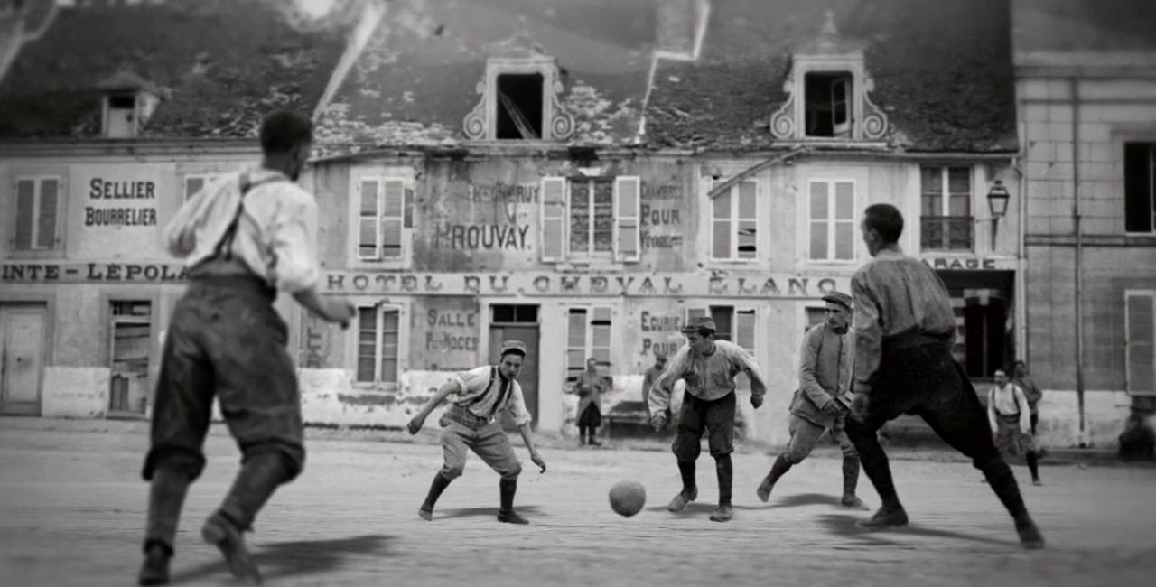 Bannière Le sport dans la Grande Guerre