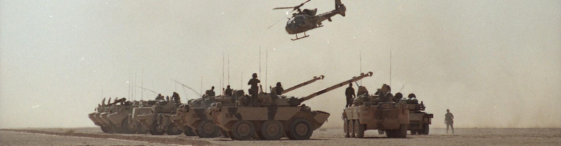 Bannière Dossier n°1: Quelle politique de défense pour la France dans le monde contemporain ?