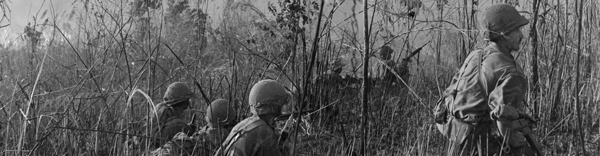 Bannière La fin du conflit indochinois, entre décolonisation et guerre froide