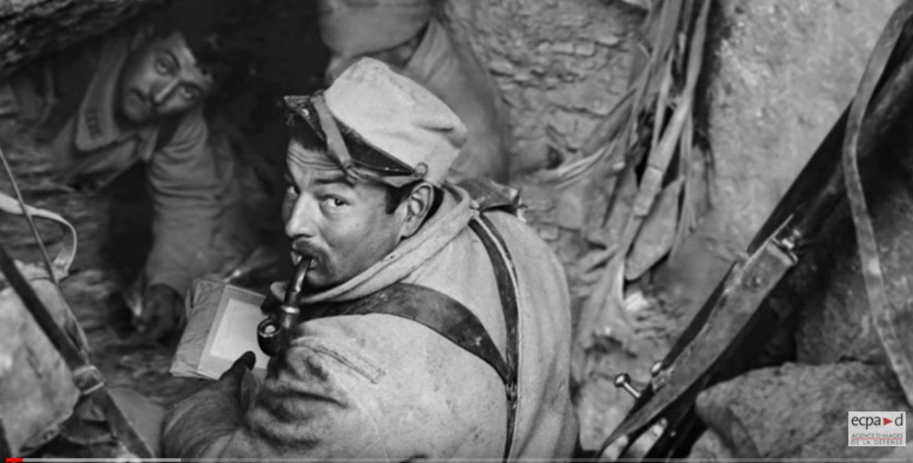 Bannière Diaporama : Visages de la Grande Guerre