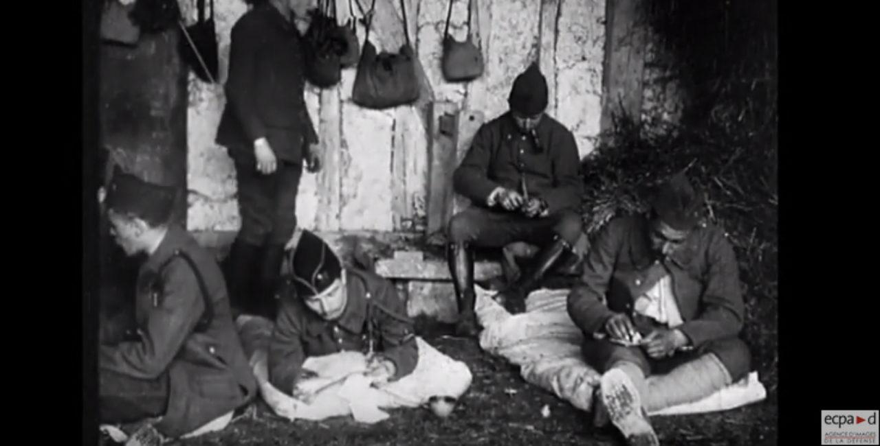 Bannière Héritiers de mémoire – Projet «Classe des transmissions à propos de 1917» lycée ENILBIO à Poligny