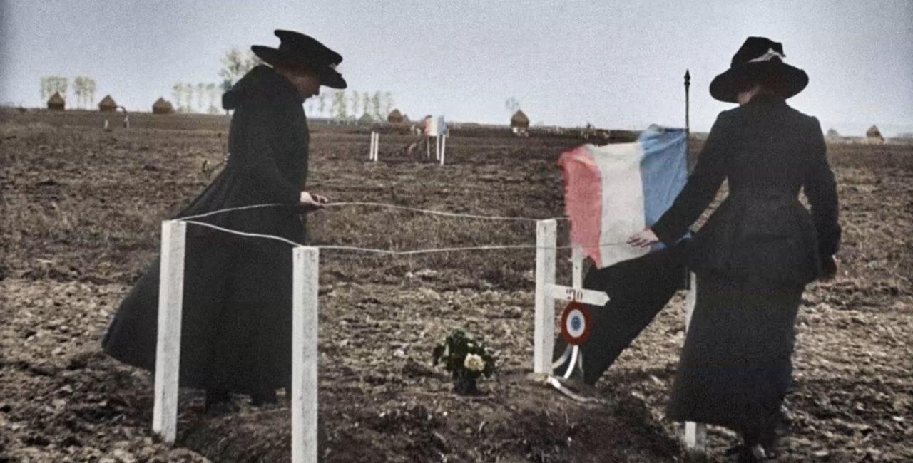 Bannière 1919-1920, Après la guerre, l'impossible oubli