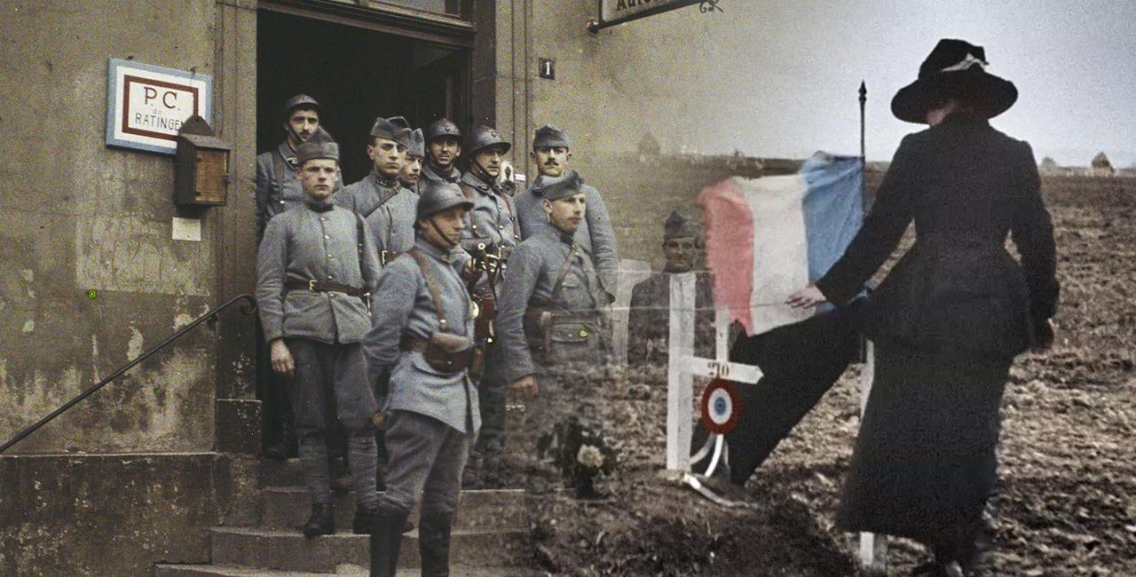 Bannière Soirée thématique sur France 3 le lundi 11 novembre