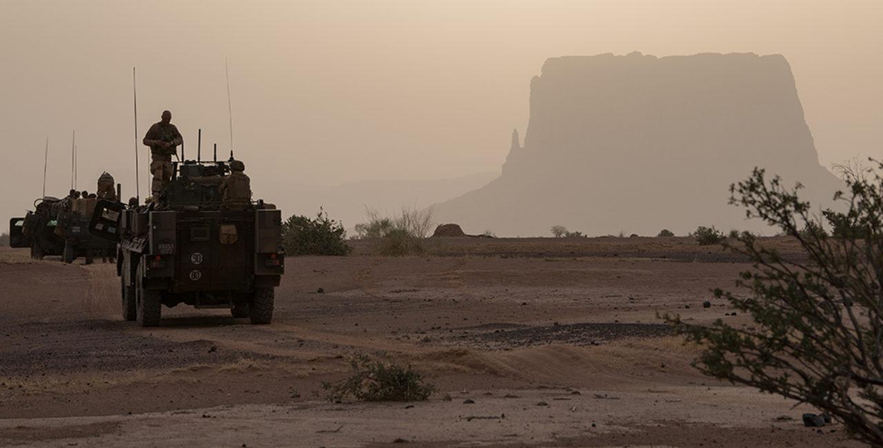 Bannière # 42 – Opération Bourgou 1- Conduite de fouilles dans la forêt de Foulsaré – Mali