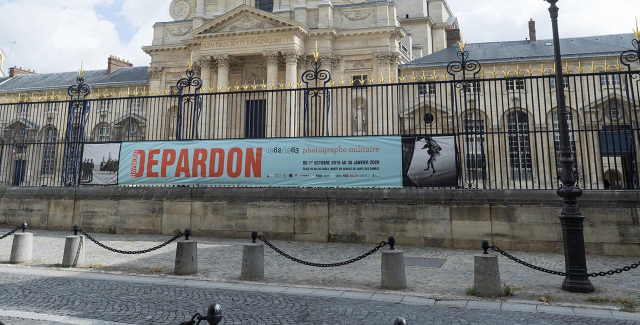 Bannière L'exposition Depardon se prolonge