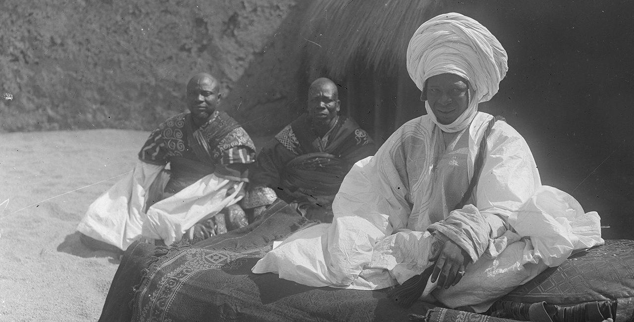 Bannière Dossier thématique « Cameroun 1917-1918 »