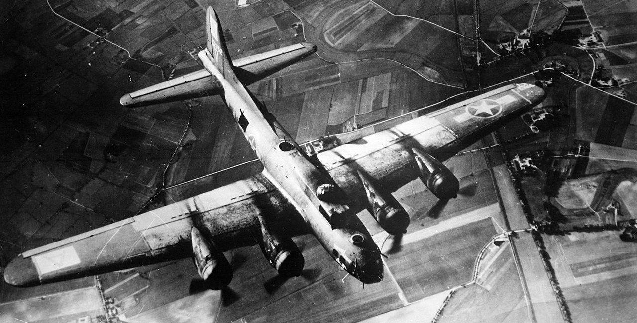 Bannière D-Day les ailes de la victoire