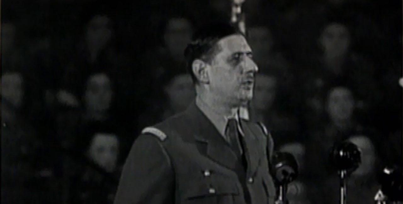 Bannière Il y a 80 ans : l'Appel du 18 juin 1940