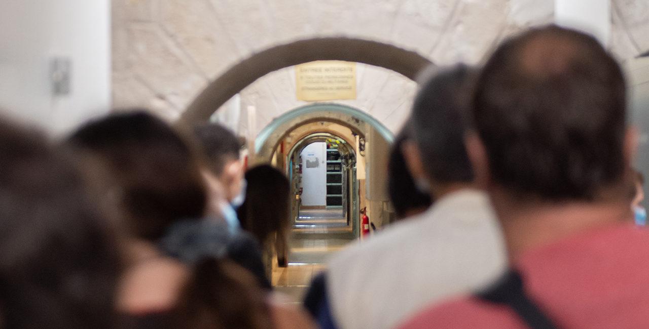 Bannière Les Journées européennes du patrimoine 2020 à l'ECPAD