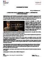 Bannière Charles de Gaulle, poursuivre le combat : l'application mobile