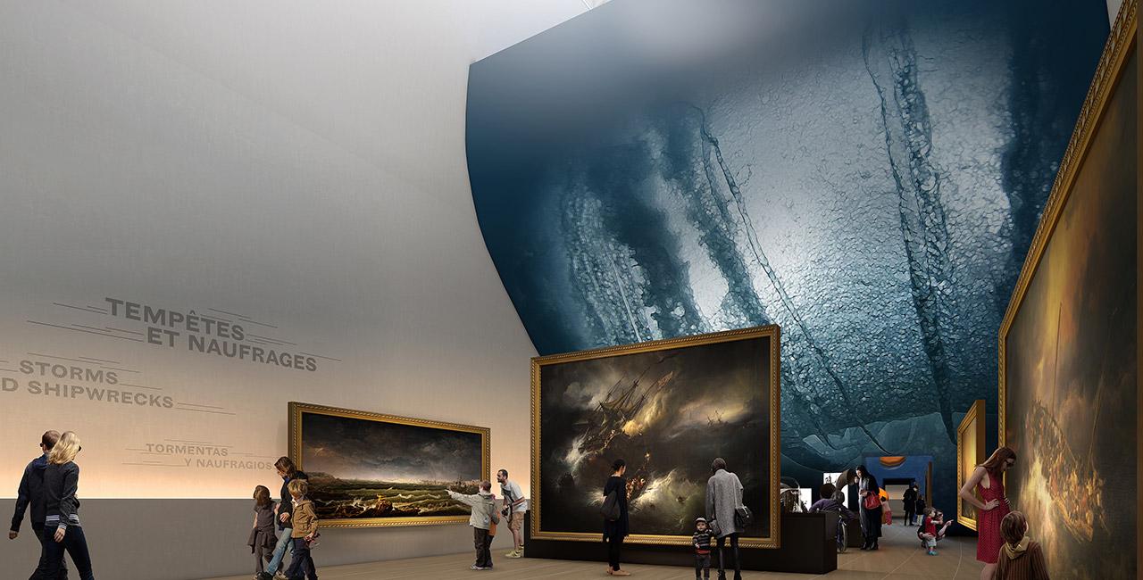 Bannière Trois questions à… Vincent Campredon, directeur du musée national de la Marine