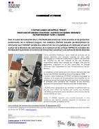 Bannière L'ECPAD lance un appel à projet pour une résidence d'auteur ou autrice de bande dessinée en partenariat avec l'ADAGP