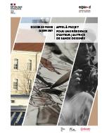 Bannière Dossier de presse – Résidence d'artiste 2021