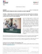 Bannière Sortie du livre «Daguet, une division française dans le guerre du Golfe»